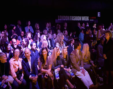 Audience-at-London-Fashion-
