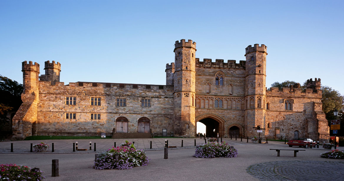 1066 Battle of Hastings Abbey & Battlefield Gatehouse