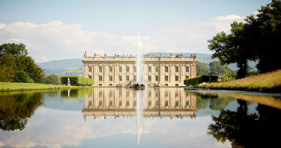 tours international - chatsworth house and gardens tour