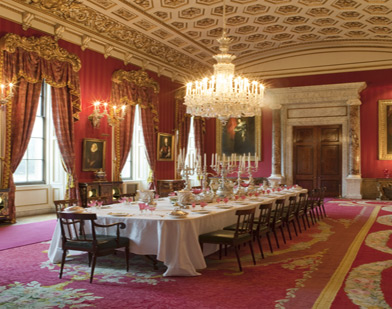 Great Dining Room, Chatsworth House