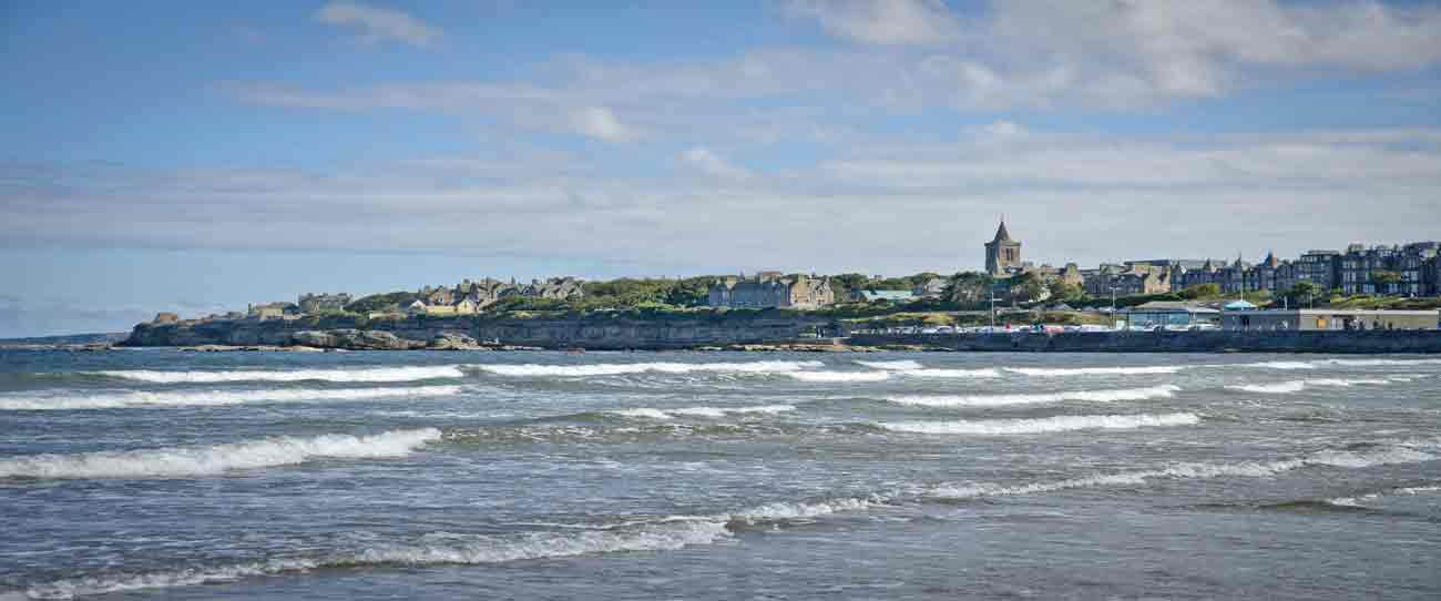 St Andrews Coast, Scotland
