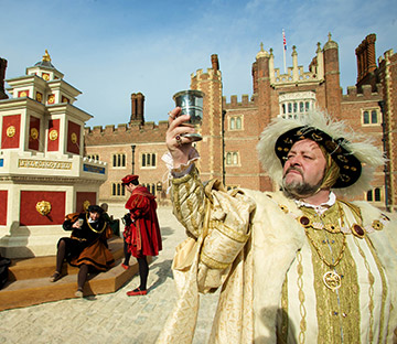 Henry VIII and Tudor England