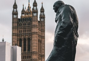 Winston Churchill statue, Parliament Square
